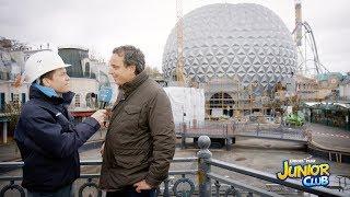 Der neue Eurosat mit Benedikt Weber - Europa-Park JUNIOR CLUB