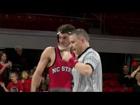 NC State Wrestling 2017-18 Season Highlights