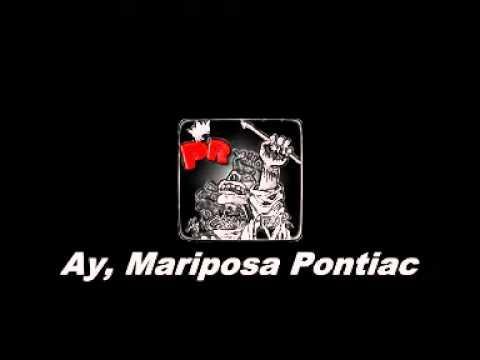 Mariposa Pontiac - Los Redondos - KARAOKE