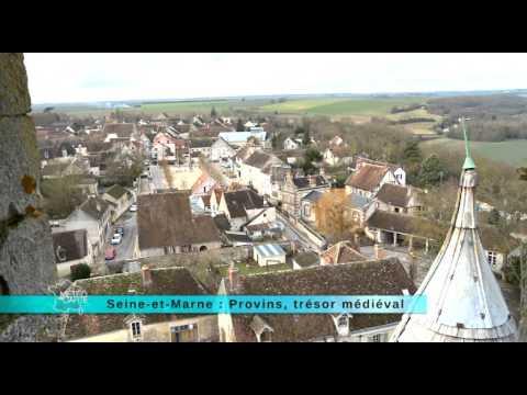 Seine-et-Marne : Provins, trésor médiéval