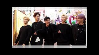 Cross Gene jam in a world of their own in comedic 'Believe Me' MV