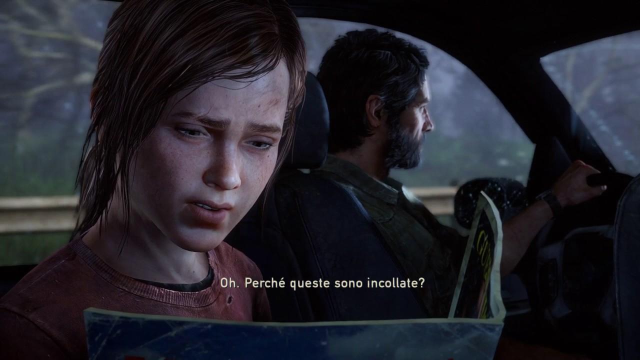 Ellie e i giornaletti porno (The Last of Us™ Remastered