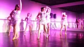 Andre's Amateur Latin Dance Group Performance Dance 101 Show