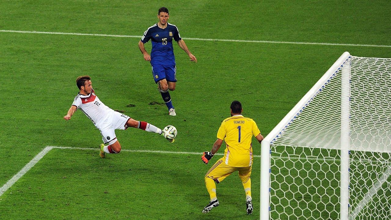 Wm Finale 2014 Deutschland Argentinien 1 0 Hd Youtube