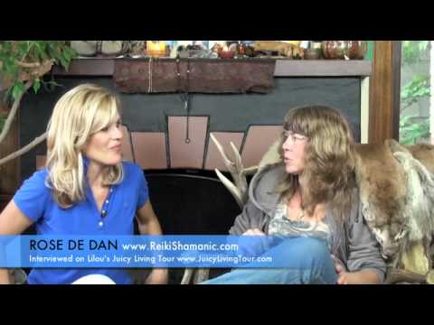 Animal Reiki Shamanism - Rose De Dan, Seattle
