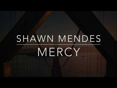 Shawn Mendes - Mercy (Lyrics/Tradução/Legendado)