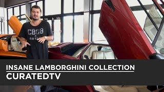 Insane Lamborghini Collection | Curated TV