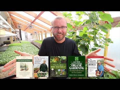 MY TOP 5 BOOKS ON GARDENING & FARMING