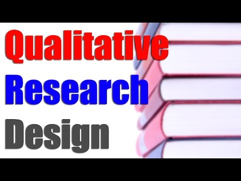 When To Use A Qualitative Research Design? 4 Things To Consider