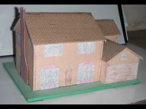 Simpsons model house