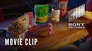 SAUSAGE PARTY Movie Clip - Tweaking (Now Playing)