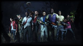 Left 4 Dead 2 Realism Versus Mode Cold Stream