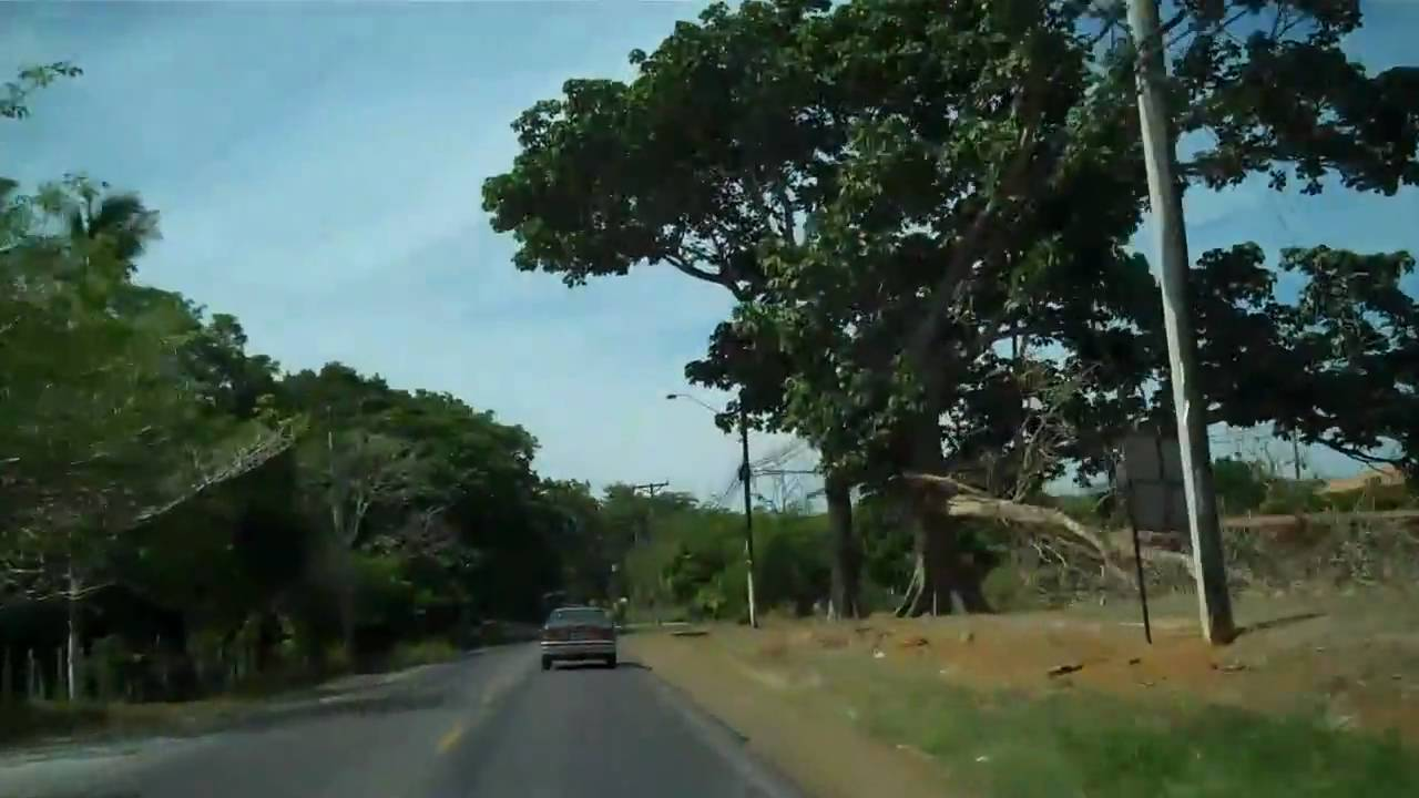 how to get to boquete panama