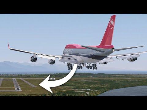 Surviving An Astonishing Emergency Landing   Northwest Flight 85   New Flight Simulator 2017