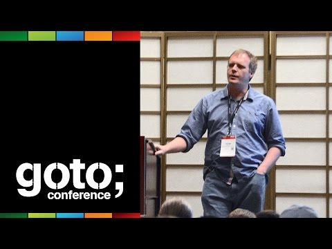 GOTO 2016 • Building Low Latency Microservices & Monoliths in Java • Peter Lawrey