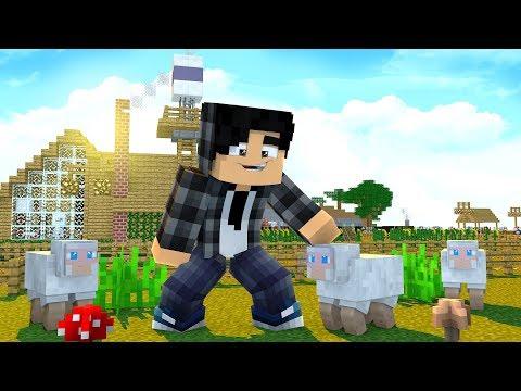 Minecraft Lendario #24 FARM DE LÃ INFINITA