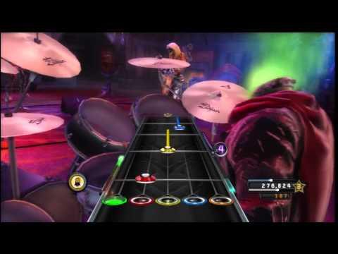 (60 FPS) Guitar Hero: Warriors of Rock - 'Fury of the Storm' by Dragonforce - Expert Guitar  - 600k+