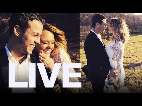 Miranda Lambert Secretly Weds + James Barker Band In Studio   ET Canada LIVE