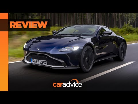 2020 Aston Martin Vantage AMR review: First drive