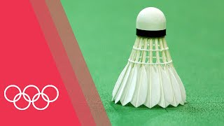 The Secrets to Badminton | Olympic Insider