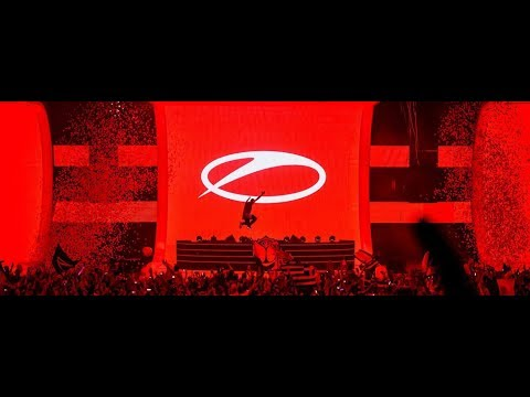 Armin van Buuren live at Tomorrowland 2017 ASOT Stage
