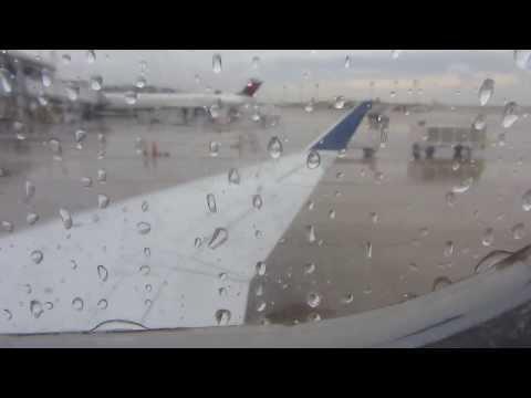 HD | Delta Connection CRJ-900 Pushback | N676CA | Dallas Ft. Worth International Airport (DFW)