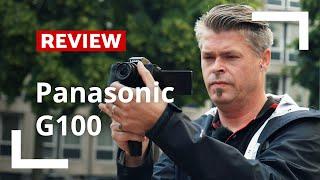 De Panasonic G100 Is revolutionair in geluidsopnames | CameraNU.nl