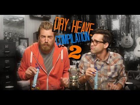 Rhett & Link Dry Heave Compilation 2