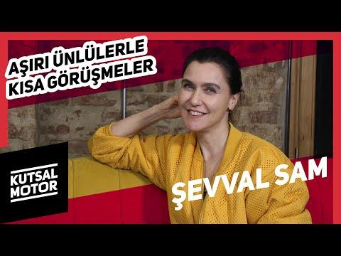 Şevval Sam | Vestel Sunar: Aşırı Ünlülerle Kısa Görüşmeler #35
