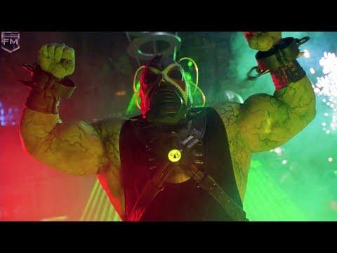 Creating Bane | Batman & Robin