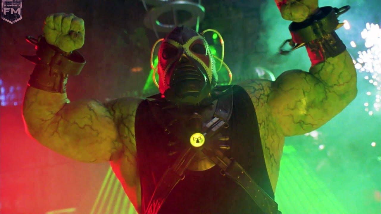 Creating Bane | Batman & Robin - YouTube
