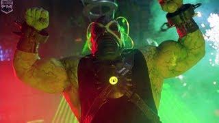 Creating Bane   Batman & Robin