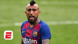 Barcelona midfielder arturo vidal has made his opinions known about barcelona's style of play late, saying the european giants need to change their way of...