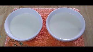 古法薑汁撞奶成功小秘訣(Milk pudding with ginger flavor)