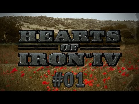 Hearts of Iron IV #01 GREAT WAR MOD Austria-Hungary - Let's Play