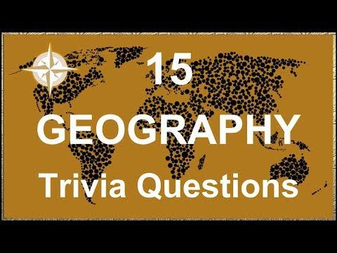 15 Geography Trivia Questions #5 | Trivia Questions
