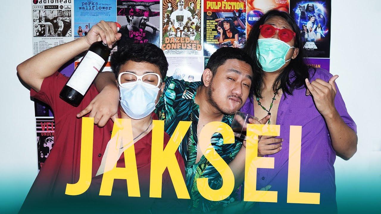 KISAH ANAK JAKSEL (saat pandemi)