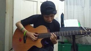 AOA – '심쿵해 (Heart Attack)' Guitar Fingerstyle Cover