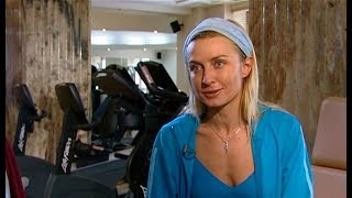 Татьяна Овсиенко - Программа «В мире звёзд»  Эфир 2011 года.