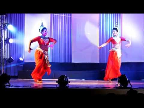 උඩ රට පහත රට සබරගමු සංකලන(Kandyan Dance)