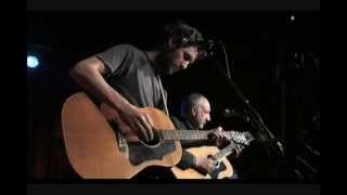 Alexi Murdoch with Pete Townshend & Rachel Fuller - Orange Sky (live)