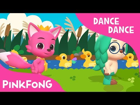 Six Little Ducks | Dance Dance Pinkfong | Pinkfong Songs for Children