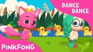 Six Little Ducks | Dance Dance Pinkfong | Pinkfong Songs for Children