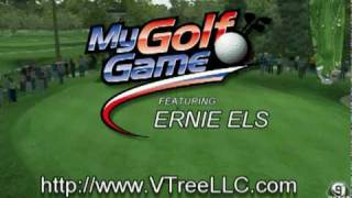 My Golf Game featuring Ernie Els - Level 3 - Swing Demo