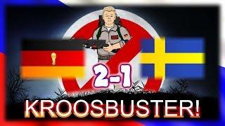 💥TONI KROOS FREE-KICK!💥 2-1! Germany vs Sweden World Cup 2018 Parody Goals Highlights
