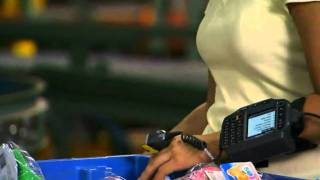 Warehouse Management Mobile Device