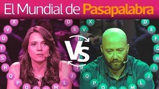 Pasapalabra | Macarena Derado vs Emilio García