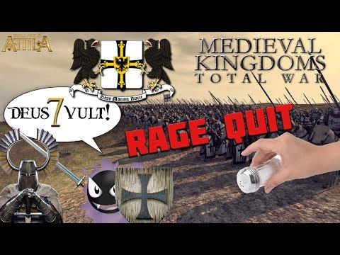 Medieval Kingdoms Total War 1295 A.D [FR] - RAGE QUIT VULT - Partie 7