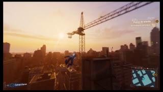 Spider-man ps4 con Gamer del cómic parte 2