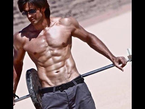 a hard work  aesthetic fitness bodybuilding motivation